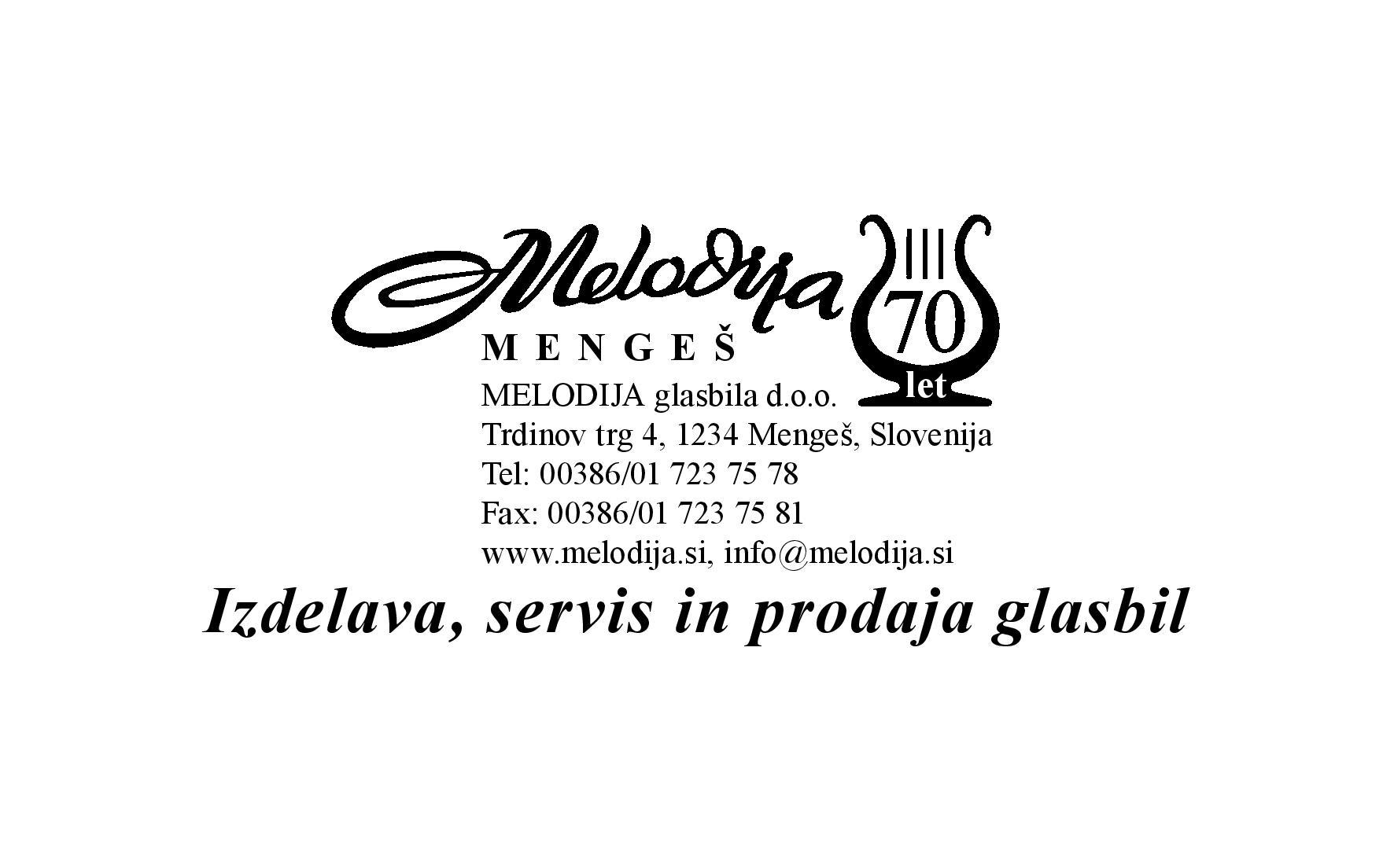 Melodija Mengeš