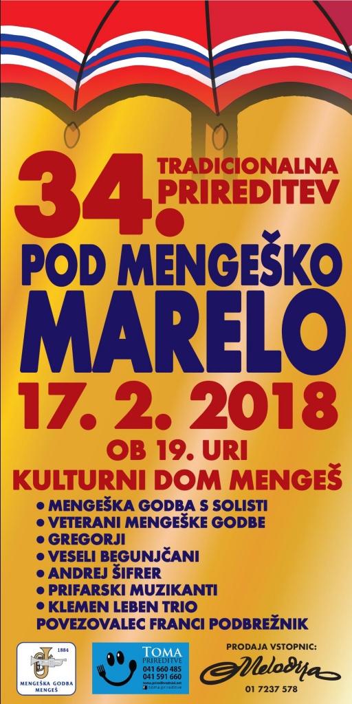34. Pod Mengeško Marelo